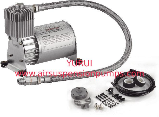 Bra Stahl Auto Luft-Suspendierungs-Kompressor 12V Hochleistungs JE-89