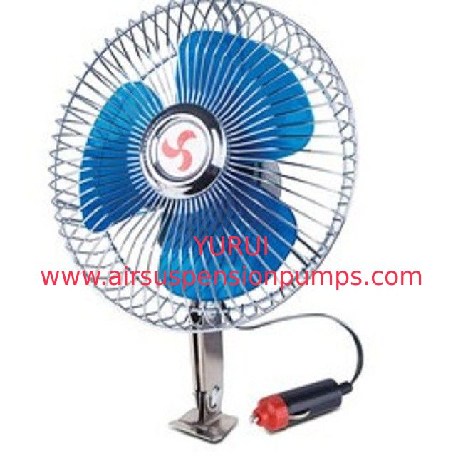 6 Inch Oscillating Automotive Cooling Fans , Screw Mounting Electric Fans For Cars