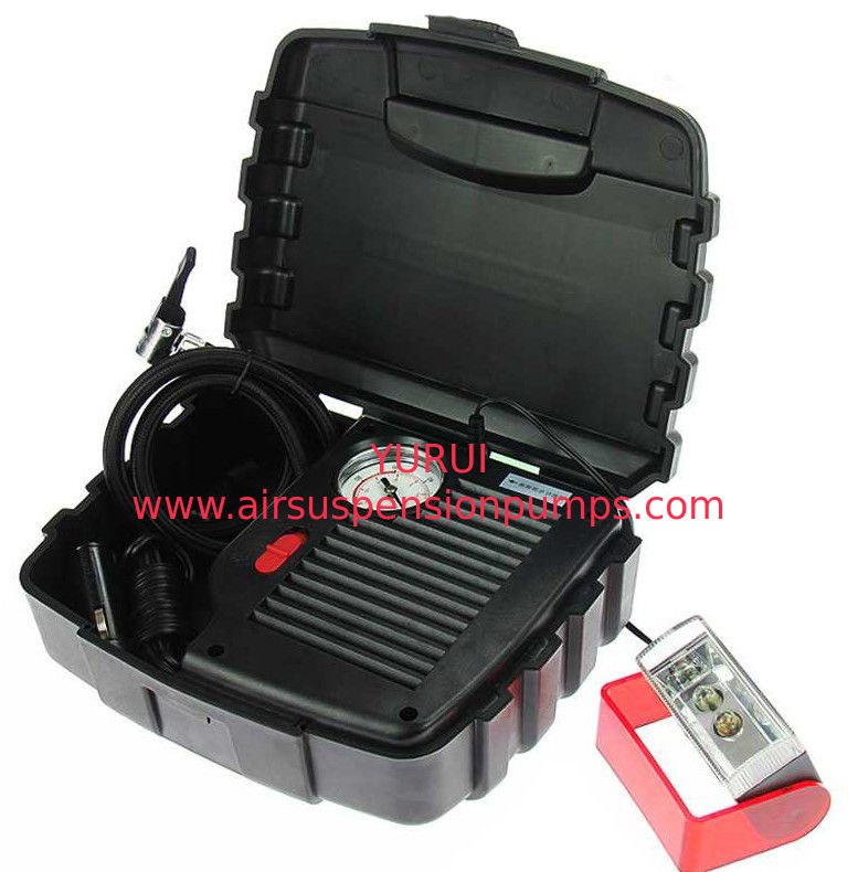 One Year Warranty Portable Air Compressor For Car Tires 250psi Dc 12v