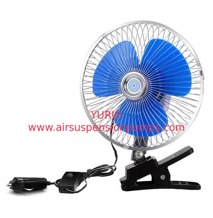 Half Safety Metal Guard Car Cooling Fan With 12 Month Warranty 1kgs