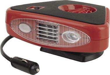 Dreieck-rote und schwarze tragbare Auto-Heizungen 2 in 1 nützlich für Vhicle