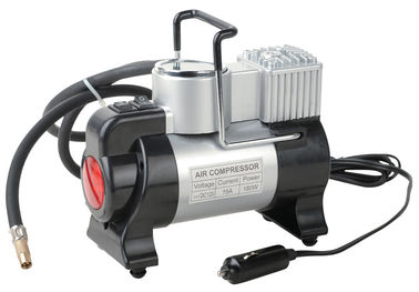 Chrom-Metall Auto tragbaren Luftkompressor 12v 100 PSI 3 in 1 Funktion